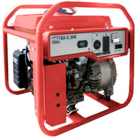 Multiquip GA25HR 2500W Portable Generator 2.5KW 120V Honda Motor