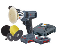 Ingersoll Rand IRTG1621-K2 12V Cordless Polisher/Sander Kit