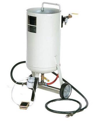 Cyclone PT100SK Pressure Pot Conversion Kit
