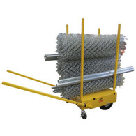 Saw Trax DM Dolly Max An All-terrain and Portable Multi-function Cart