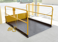 VESTIL WL-100-5-68 PREM TRUCK SCISSOR DOCK LIFT 5K 6X8 FT is engineered and designed for maximum safety and efficiency.