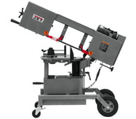 Jet 424460 8IN Horizontal/Vertical Dual Mitering Portable Band Saw , 1HP, 115V, 1 Ph