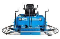 Bartell Global Titan 96 Mechanical Power Ride-On Trowel