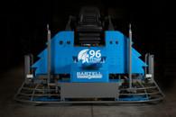 Bartell Global Titan 96 Hydraulic Rider Concrete  Ride-On Trowel