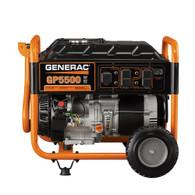 Generac 5939 5500 Watt Portable Generator