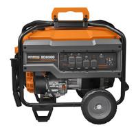 Generac 6824 XC6500 6.5 KW Portable Generator, CARB