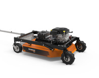 Generac Pro TB25044GENG 44IN 18.67 HP Generac Pro Tow-Behind Mower with Pressurized Lubrication