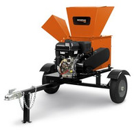 Generac Pro CS27050GENG 19.8 FPT Generac Pro Chipper/Shredder with Road Tow Kit