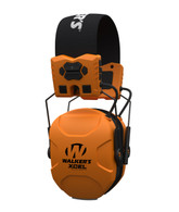 Walker's GWP-SF-XSEM-BT-BLZ XCEL Digital Ear Muffs - Blaze Orange