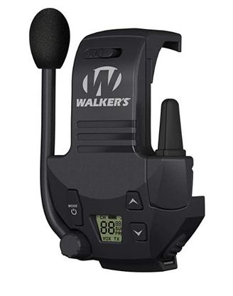 Walker's GWP-SF-RZRWT Razor Mounted Walkie Talkie