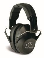 Walker's GWP-SF-FPM1 Low Profile Folding Ear Muffs - Black