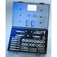 Champion Cutting Tool Corp CS40P Contractor Series Tap and Die Set (40 Piece)