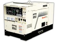 Multiquip DLW330X2 Welder/Generator 340A 10.5kW Kubota Diesel Tier 4 GFCI