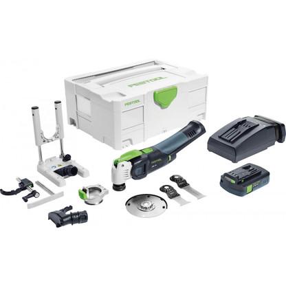 Festool 574855 Vecturo OSC 18 StarlockMax Cordless Multi-Tool Basic Set 3.1Ah Kit