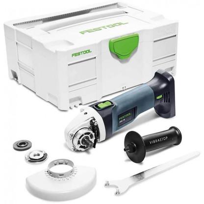 """Festool 575349 AGC 18-115 18V Cordless 4-1/2"""" Grinder BASIC, Tool Only"""