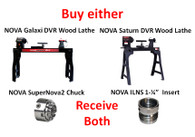 NOVA 2019 Fall Lathe Promotion