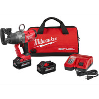 Milwaukee 2867-20 1 Inch High Torque 18V Cordless Impact Wrench Kit With One-Key