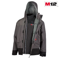 Milwaukee 203RN-21 M12™ Heated AXIS™ Layering System with HYDROBREAK™ Rain Shell