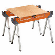 Bora Portamate PM-4500T Heavy Duty Folding Sawhorse Set (2)