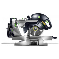 Festool 576862 Kapex 575306 KS 120 REB Sliding Compound Miter Saw Plus Imperial Stand Combo