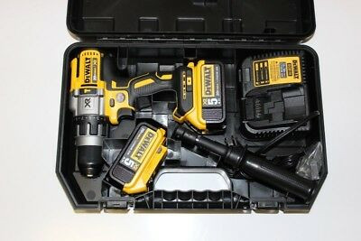 Dewalt DCD996P2 20V Max XR Lithium Ion Brushless Premium 3-Speed Hammerdrill Kit