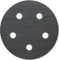 Porter Cable 15000 5-Inch 5-Hole Standard Hook and Loop Replacement Pad for 7334, 7335, and 97355 Sanders