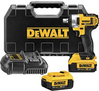 DeWalt DCF880M2 20V Max Lithium Ion 1/2in Impact Wrench