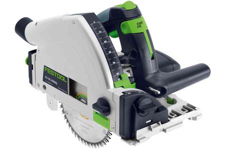 Festool 575388 Plunge Cut Track Saw TS 55 REQ-F-Plus-FS USA