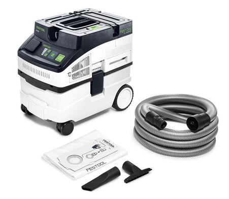 Festool 574831 CT Mini I Hepa Bluetooth Dust Extractor