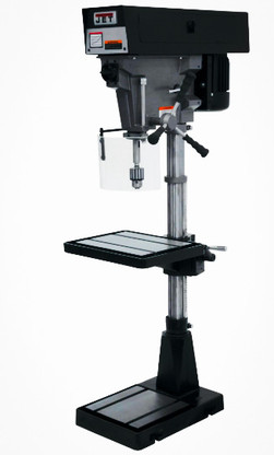 Jet 354402 J 2550 20 In Floor Model Drill Press 1hp 1ph