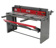 Jet 756202 FS-1652j FS-1652J 52 in x 16 Gauge Foot Shear for Metalworking