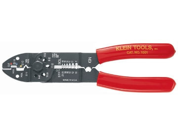 Klein 1001 Multi-Purpose Electrician's Tool 8-22 AWG