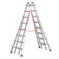 Little Giant 10109 15 Foot Aluminum MXZ Skyscraper Ladder