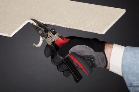 Malco FCSR Red Handle Fiber Cement Siding Snip