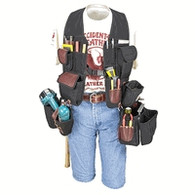 Occidental Leather 2538 Builders' Vest Drill Package