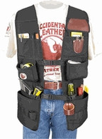 Occidental Leather 2575LH Oxy Pro Work Vest Left Handed