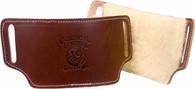 Occidental Leather 5006 Hip Pads w/ Sheepskin
