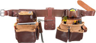 Occidental Leather 5080DB Pro Framer Set With Double Outer Bag
