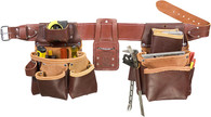 Occidental Leather 5080DBLH Pro Framer Set w/ Double Outer Bag - Left Handed