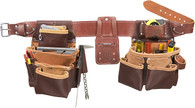 Occidental Leather 5089 Seven Bag Framer