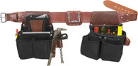 Occidental Leather 8086 OxyLights Ultra Framer Tool Belt Set