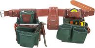 Occidental Leather 8089 OxyLights 7 Bag Framer Tool Belt Set