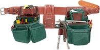 Occidental Leather 8089LH OxyLights 7 Bag Framer Tool Belt Set - Left Handed