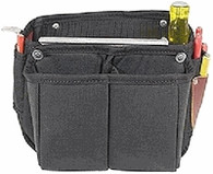 Occidental Leather 8550LH Clip-On Builders' Tool Bag - Left Handed
