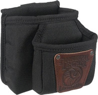 Occidental Leather 9502 Double Clip-On Fastener Pouch