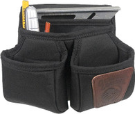 Occidental Leather 9504 Clip-On 7 Pocket Fastener Tool Pouch