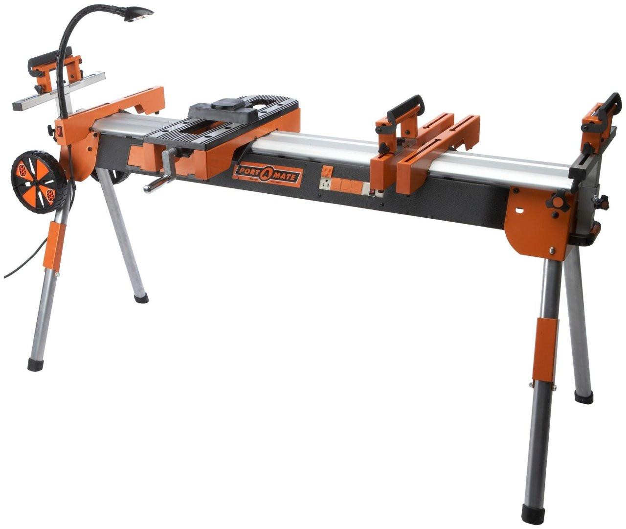 Htc Portamate Pm7000 Miter Saw Work Center