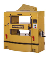 Powermatic 1791303 WP2510 25 in. Helical Planer 15HP, 3Ph, 230/460V