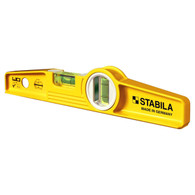 Stabila 25010 Die Cast Torpedo Level 10 inch