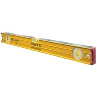 Stabila 38678 Magnetic Level 78 Inch With Hand Holes